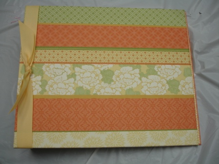 8.5 x 8.5 Chipboard album