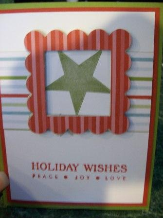 Holiday kit - card