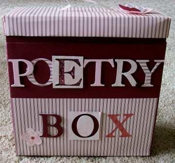 Poetry box front - compressed