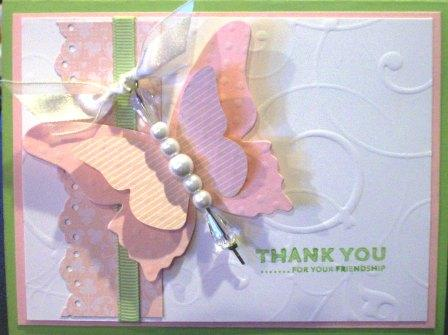 Butterfly card compressed