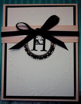 Wedding invitation - closed