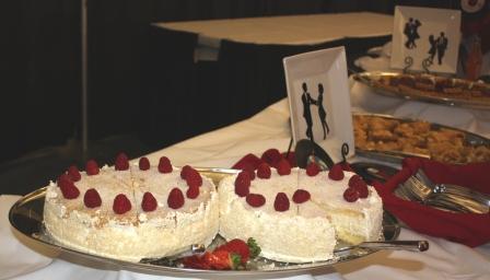 Dessert at final event