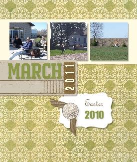 Desktop calendar 1-006