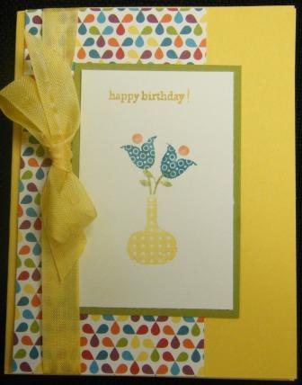 Summer Smooches Birthday Card