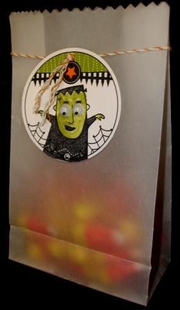 Frankenstein bag