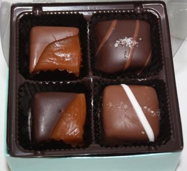 Convention - chocolates