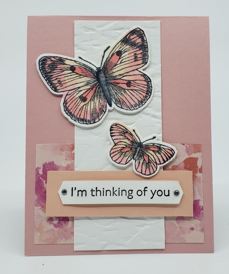 Gwenn Duckworth Butterfly Bouquet