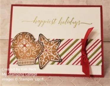 Holiday mini 2021 cookie card wm