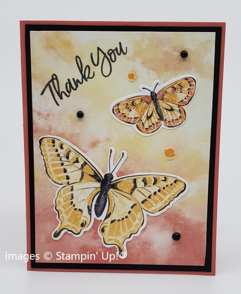 Janice weightman Butterfly Bouquet WM